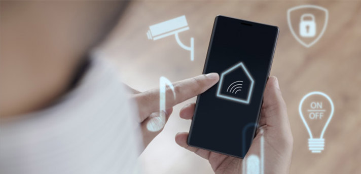 Cloud Based Home Automation